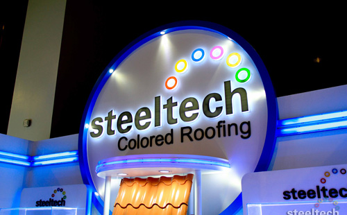 Steeltech supports CONEX 2015